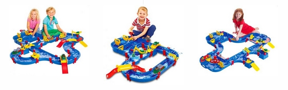 Waterplay Canal Systems