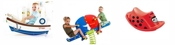 Hoppers and Rockers for Children
