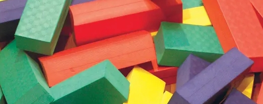 Soft Blocks and Bricks