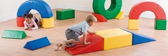 Softplay Foam Climbing Sets