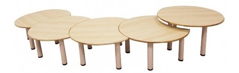 Tables, Chairs and High Chairs