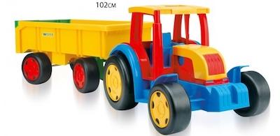 Trucks, Loaders and Trailers