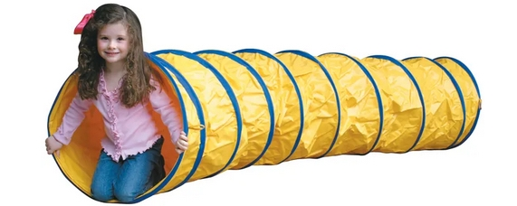 Play Tents, Houses and Crawling Tunnels