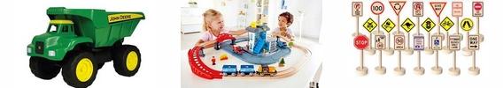 Train Sets, Vehicles, Roadways & Accessories