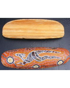 Traditional Coolamon Painted Small 20cm