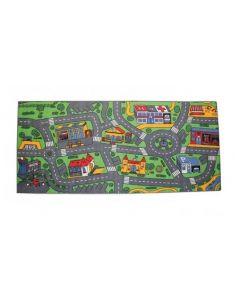 Large City Roadways Playmat Vinyl 2m x1.2m