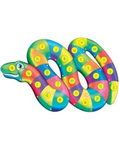 Alphabet Snake Table Puzzle 52pcs