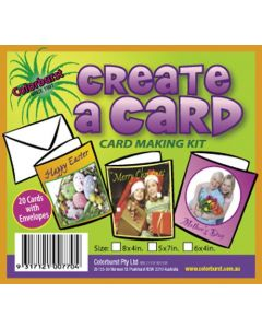 Create-A-Card Gold 20pcs