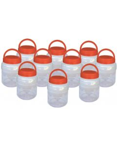 Storage Jars 2 litre 10pcs