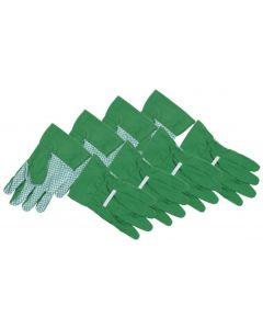 Kids Garden Gloves 4 Pair