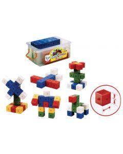 Jumbo Connect-a-Cube 50pcs