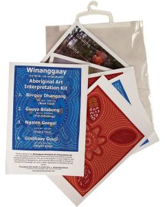 Winanggaay Art Interpretation Kit