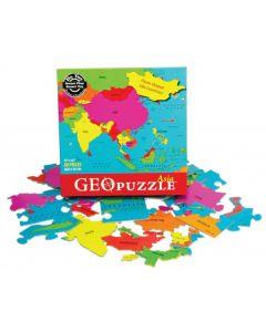 Geo Asia Puzzle 50pcs