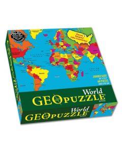 Geo World Puzzle 68pcs