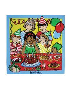 Birthday Puzzle 16pcs