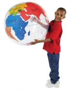 Inflatable Activity World Globe 70cm