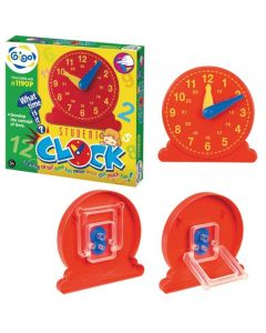 Student Clock - Geared