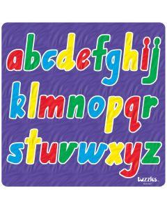 Alphabet Raised Puzzle 26pcs