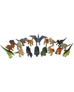 Small Dinosaurs 18pcs