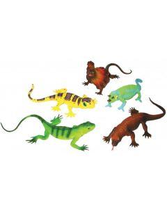 Reptiles Medium 5pcs
