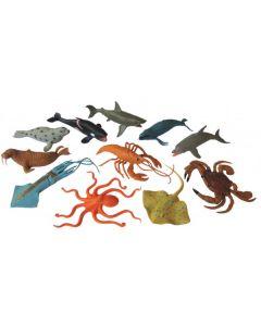 Aquatic Animals Medium 11pcs