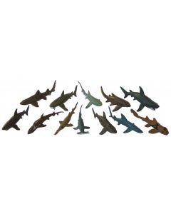 Sharks Small 12pcs