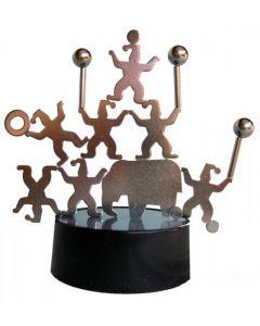 Clowns Magnetic Sculptures