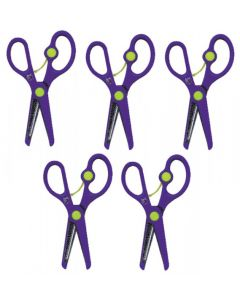 Scissors Springback Safety 5pcs