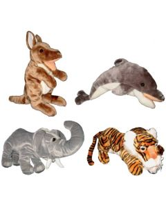 Animal Arm Puppets 4pcs set