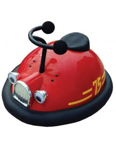 Bumper Car Red