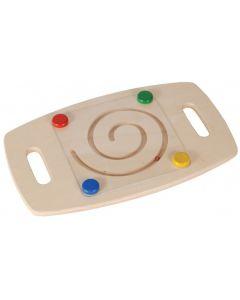 Spiral Balance Board