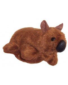 Wombat Finger Puppet