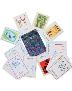 Indigenous Symbol Flash Cards