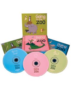 Going To The Zoo CD Triple Pack