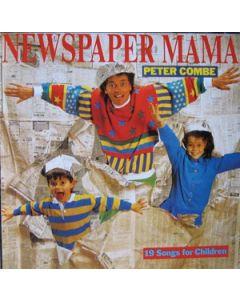 Newspaper Mama CD Peter Combe
