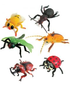 Enormous Insects 6pcs - Set 2