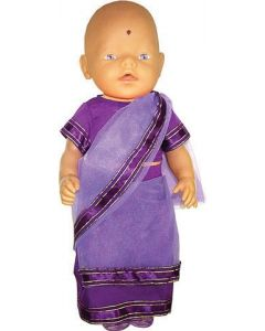 Sari Doll's Clothes
