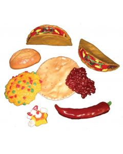 Mexican Foods 8pcs
