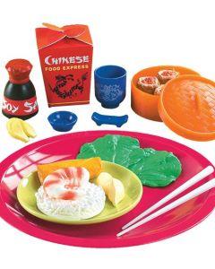 Chinese Good Fortune Food Set 20pcs