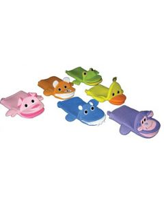 Aqua Pals Puppets Set of 6