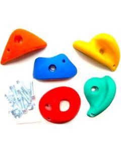 Medium Climbing Stones Multicolour 5pcs