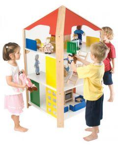 Grande Four Way Dollhouse