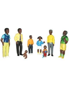 African Family 8pcs