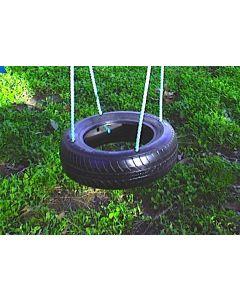 Horizontal 2/4 Point Tyre Swing