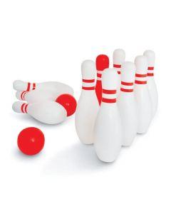 Wooden Tenpin Bowling Set