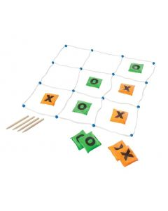 Nought and Cross Toss Game