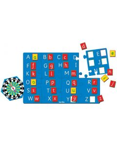 Alphabet Sorting Puzzle and Game 32pcs