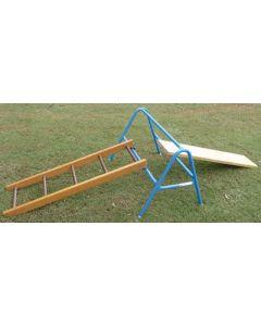 Plank Ladder and Trestle Set 3pcs