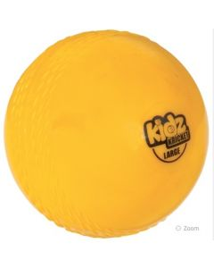 Soft Cricket Ball Yellow