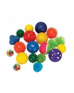 Sensory Balls With Storage Bag 20pcs